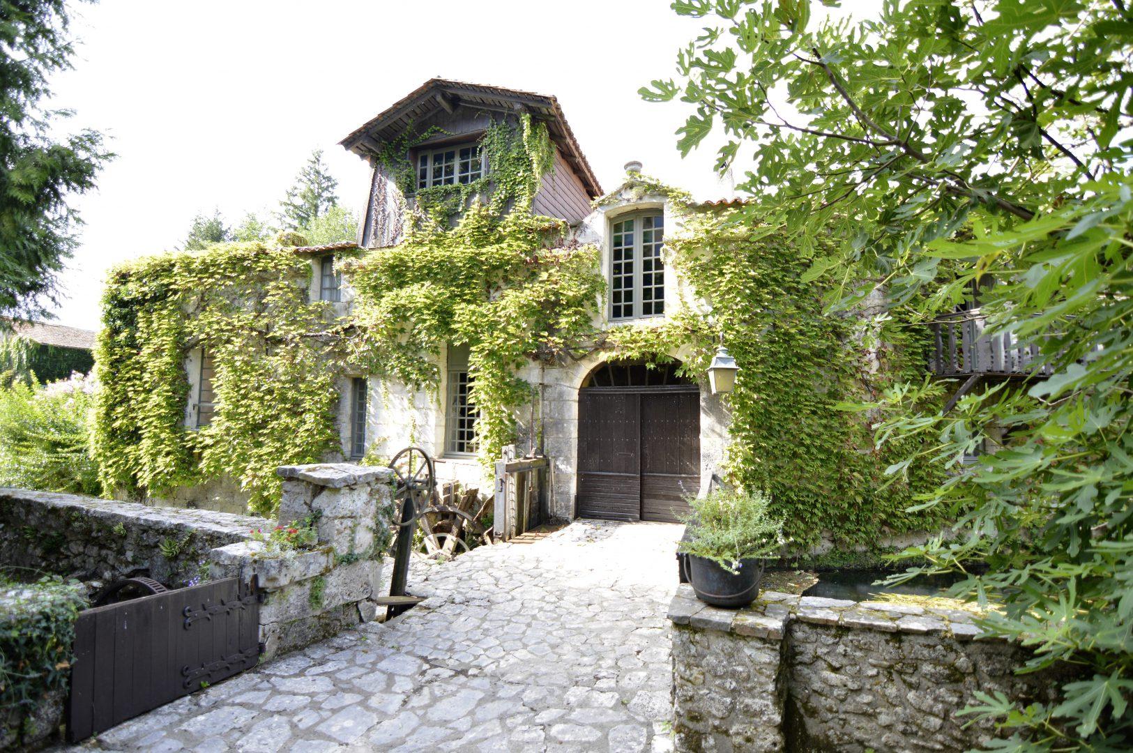 Moulin de Bourdeilles